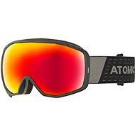 Atomic Count Stereo Black - Lyžiarske okuliare