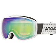 Atomic Count Stereo White - Lyžiarske okuliare