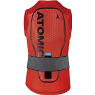 Atomic Live Shield Vest Amid M Red - Chránič chrbtice