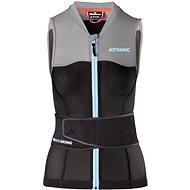 Atomic Live Shield Vest W Black/Grey - Chránič chrbtice