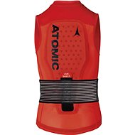Atomic Live Shield Vest Jr Red - Chránič chrbtice