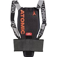Atomic Live Shield Jr Black - Chránič chrbtice