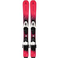 ATOMIC VANTAGE GIRL X 70-90 + C 5 GW Pink/Berry - Zjazdové lyže
