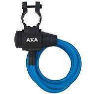 AXA Zipp 120/8 kľúč modrý - Zámok na bicykel