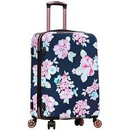 Azure SIROCCO T-1251/3-L, Flower - Cestovný kufor