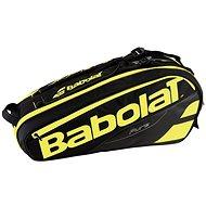 Babolat Pure – Racket Holder X6 bk/fluo yell. - Športová taška