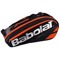 Babolat Pure – Racket Holder X6bk/fluo red - Športová taška