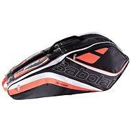 Babolat Team-Racket Holder X6 fluo red - Športová taška