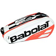 Babolat Pure Strike R.H. X 6 white/red