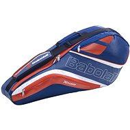 Babolat Team Line R. H. Badminton navy blue/red X 4 - Športová taška