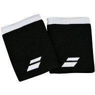 Babolat Jumbo Wristband Logo bk.-white - Potítko