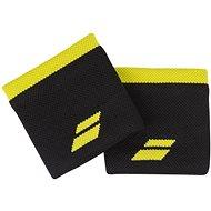 Babolat Wristband Logo bk.-yellow - Potítko