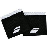 Babolat Wristband Logo, Black/White - Wristband