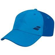 Babolat Cap Basic Logo JR blue aster veľ. UNI - Šiltovka