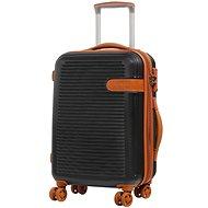 Rock Valiant TR-0159/3-S ABS – čierna - Cestovný kufor s TSA zámkom