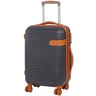 Rock Valiant TR-0159/3-S ABS - charcoal - Cestovný kufor s TSA zámkom
