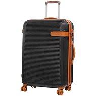 Rock Valiant TR-0159/3-L ABS – čierna - Cestovný kufor s TSA zámkom