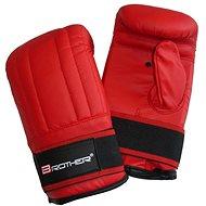 Brother boxovacie rukavice vrecovky L červené - Boxerské rukavice