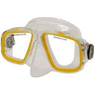 Calter Diving mask Senior 229P, yellow - Diving Mask