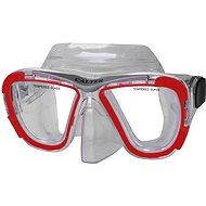Calter Diving mask Senior 238P, red - Diving Mask