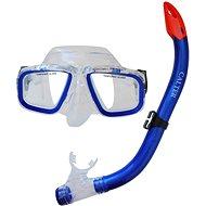 Calter Diving set Junior S9301 + M229 P + S, blue - Diving Set