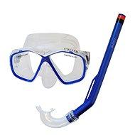 Calter Dive set Kids S06 + M278 PVC, blue - Diving Set
