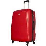 Mia Toro M1015/3-S – červený - Cestovný kufor s TSA zámkom