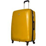 Mia Toro M1015/3-S – žltý - Cestovný kufor s TSA zámkom