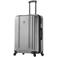 Mia Toro Baggi M1210/3-L – strieborná - Cestovný kufor s TSA zámkom