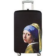 LOQI Johannes Vermeer – Girl with a Pearl Earring - Obal na kufor