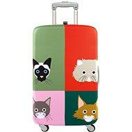 LOQI Stephen Cheetham – Cats - Obal na kufor