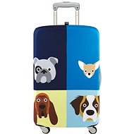 LOQI Stephen Cheetham – Dogs - Obal na kufor