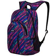 Loap Asso jet set/magenta - Detský ruksak