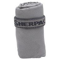 SHERPA Dry Towel grey S - Uterák