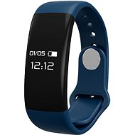 CUBE1 Smart band H30 Dark blue - Fitness náramok