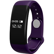 CUBE1 Smart band H30 Purple - Fitness náramok