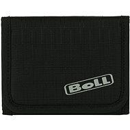 Boll Trifold peňaženka Black / Lime - Peňaženka