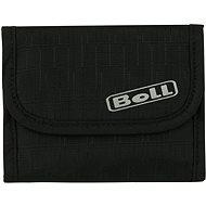 Boll Deluxe Wallet black/lime - Peňaženka