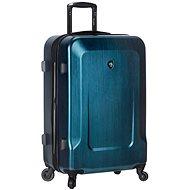 Mia Toro M1535/3-L – modrá - Cestovný kufor s TSA zámkom