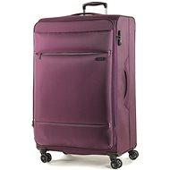ROCK TR-0161/3-L – fialový - Cestovný kufor s TSA zámkom