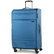 e1ed8142d558a ROCK TR-0161/3-L – modrý - Cestovný kufor s TSA zámkom