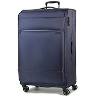 ROCK TR-0161/3-L – tmavo modrý - Cestovný kufor s TSA zámkom