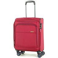ROCK TR-0162/3-S - červená - Cestovný kufor s TSA zámkom