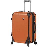 MIA TORO M1021/3-S oranžový - Cestovný kufor s TSA zámkom