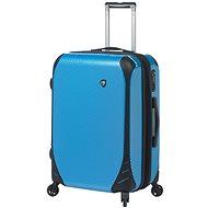 MIA TORO M1021/3-M modrý - Cestovný kufor s TSA zámkom