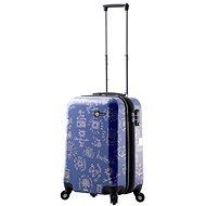 MIA TORO M1089/3-S - modrá - Cestovný kufor s TSA zámkom