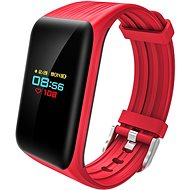 CUBE1 Smart band DC28 Plus Red - Fitness náramok
