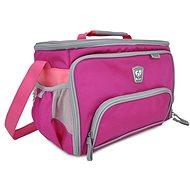 Fitmark termo taška THE BOX LG, ružová
