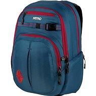 Nitro Chase Blue Steel - Mestský batoh