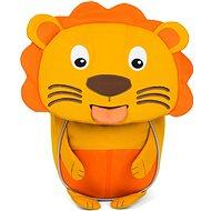 Affenzahn Lena Lion small – yellow - Detský ruksak